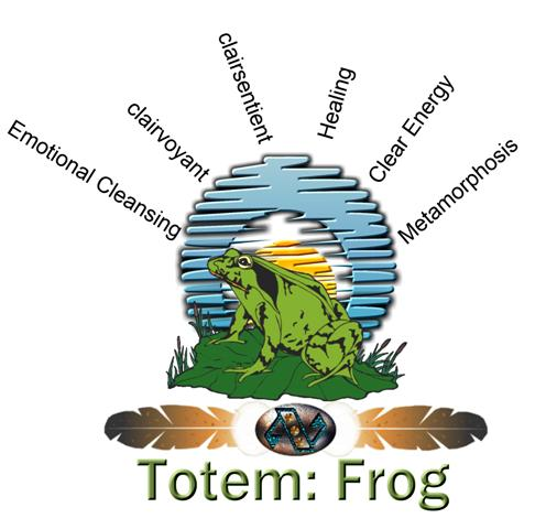 Totem: Frog
