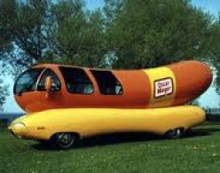 Oscar Mayer Wienermobile - Have you ever seen the Oscar Mayer Wienermobile?