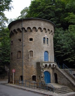 The Malakoff Tower, Luxembourg City