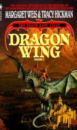 Dragon Wing (Death Gate Cycle #1), by Margaret Weis and Tracy Hickman