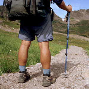Hiking as an effective distraction to keep you away from smoking.