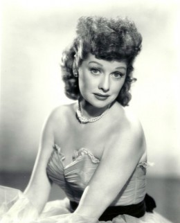 Publicity photo for the Lux Radio Theatre, 1951
