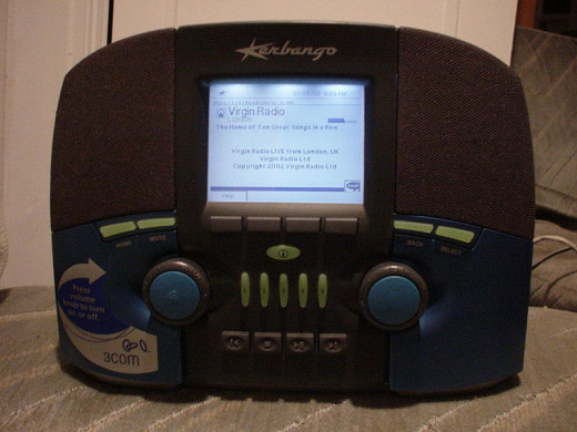 Retro Style Internet Radio