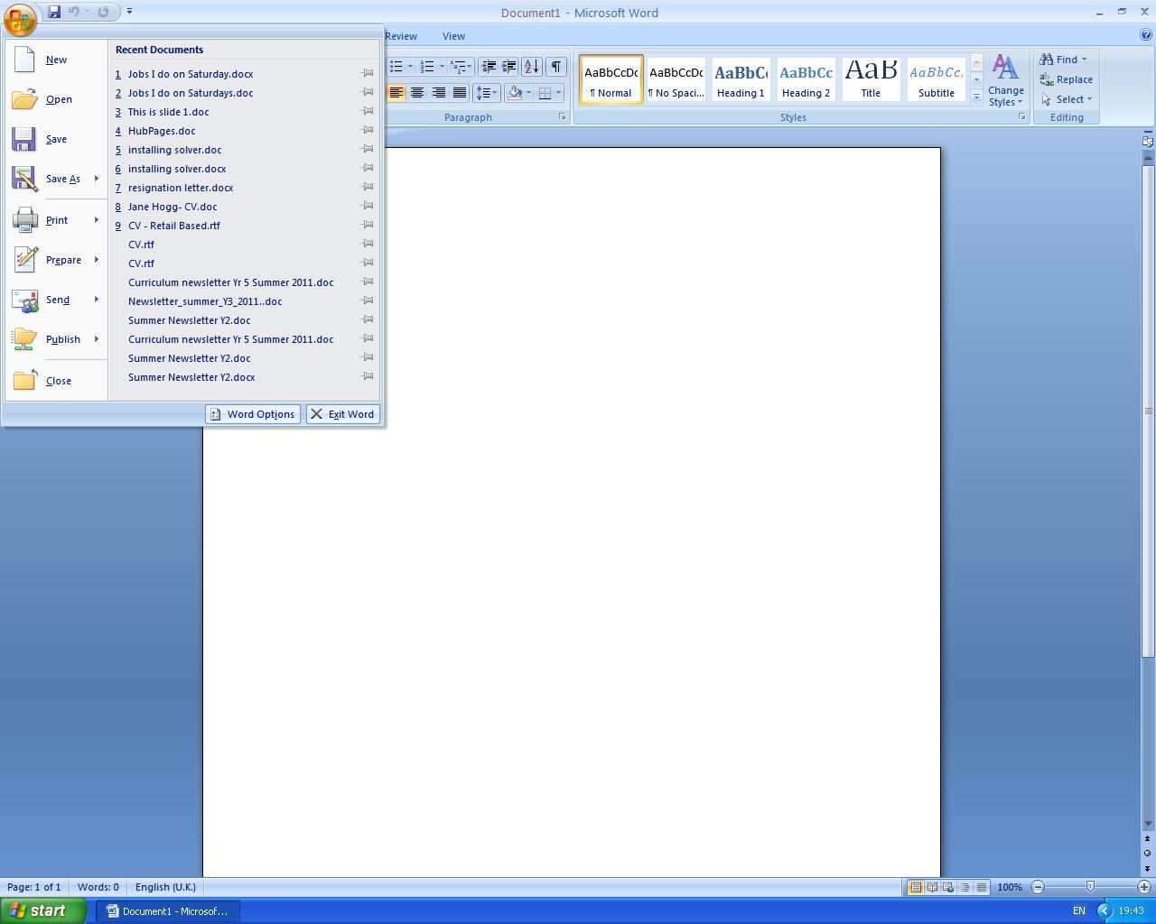 How to add a check box in a microsoft word document hubpages buycottarizona Images
