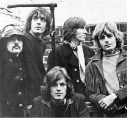 The English Rock Band, Pink Floyd, began as a group of undergraduate students attending Camberwell College of Art in London.