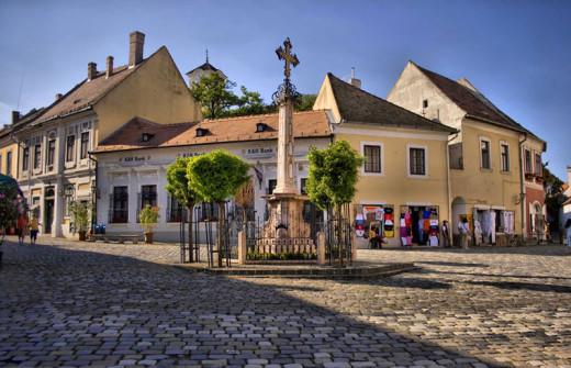 Szentendre near Budapest