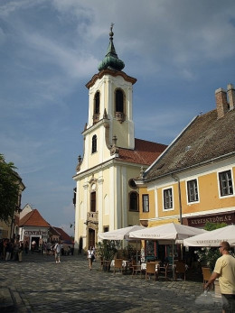 Blagovestenska Church - Szentendre