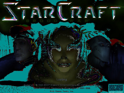 If your StarCraft 1 screen looks similar to this, this hub can help you.