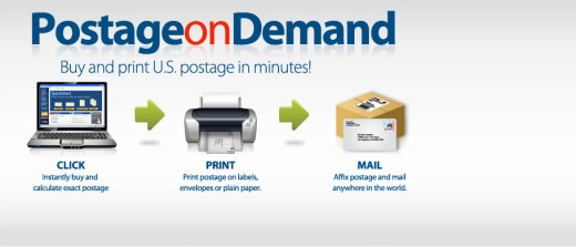 Stamps.com Banner. Yes, using this banner is somewhat promoting your company, Stamps.com. So if you are reading this hub, Stamps.com, a discount on my monthly payment would be great.