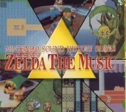 Nintendo Sound History Series: Zelda The Music - from the legend of Zelda to the Four Swords Adventures