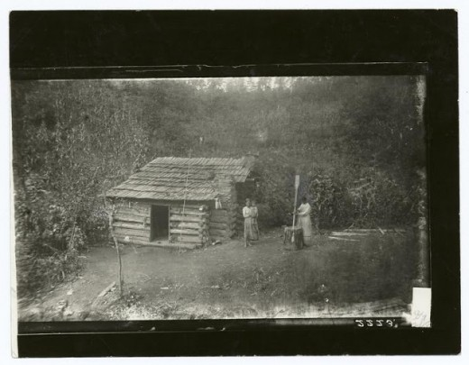 Cherokee Cabin in North Carolina.