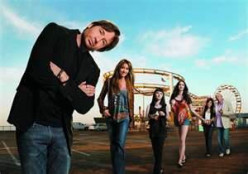 Hank Moody and extended family