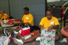 Donating toys and money to reputable charities is a great way to bring joy to needy children at Christmas!