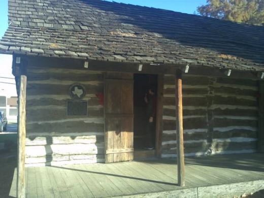 Torian Log Cabin