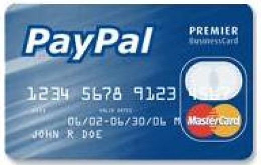 paypal credit cards accepted. PayPal Credit Card