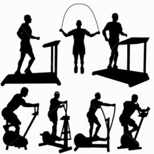 There are several cardio exercises you can choose from!
