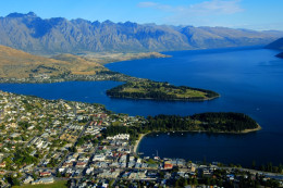 Queenstown, New Zealand. Used by permission.