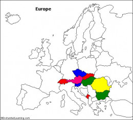 Countries using the Vignette system in Europe - Switzerland, Austria, Slovenia, Czech Republic, Hungary, Slovakia, Montenegro, Romania, Bulgaria.