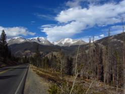 Visiting Rocky Mountain National Park and Estes Park, Colorado