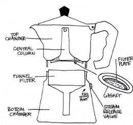Stovetop anatomy