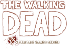 Promo art for The Walking Dead Game