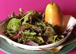 Red and Green Christmas Salad