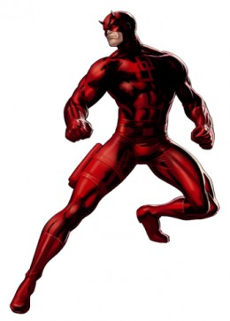 Daredevil, the Man without Fear