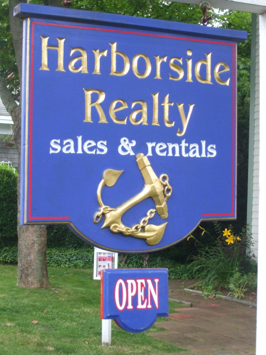 Find a reputable realty that specializes in waterfront