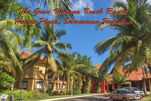 The Gran Ventana Beach Resort in Puerto Plata, Dominican Republic.