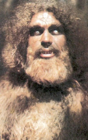 Andre the Giant as Big Foot.