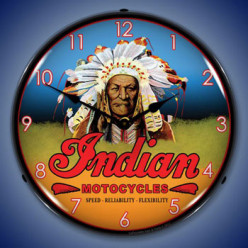 American Motorcycles: Indian Chief