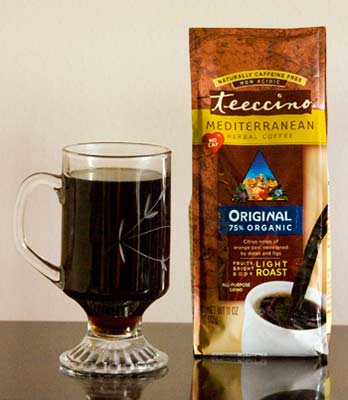 Teeccino Mediterranean Herbal Coffee - © KDeus