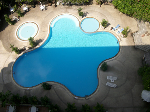 Swimming Pool at Sampran Riverside Resort
