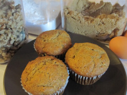 Delicious Banana Nut Muffins