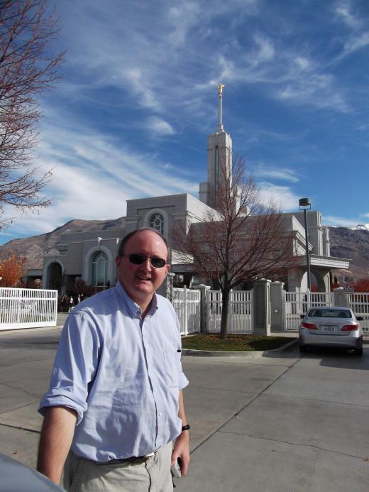 On the Road; Utah, I think.