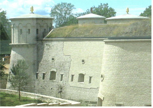 Fort Thuengen, Luxembourg City