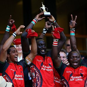 Further success for Kenya rugby