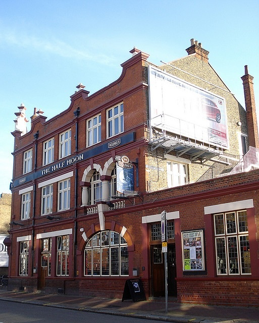 The Legendary Halfmoon in Putney, First U2 Sold Out Venue in England