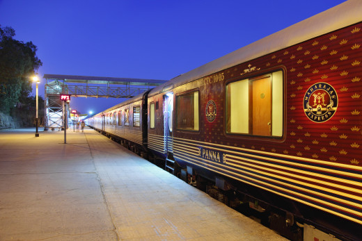 The Maharaja Express