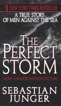 Book Review and Summary: The Perfect Storm by Sebastian Junger