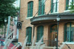 Devereaux's Restaurant on Court Street.