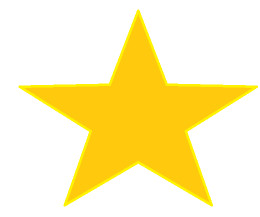 Gold Star - You can purchase these as stickers at  most stationers or newsagents.