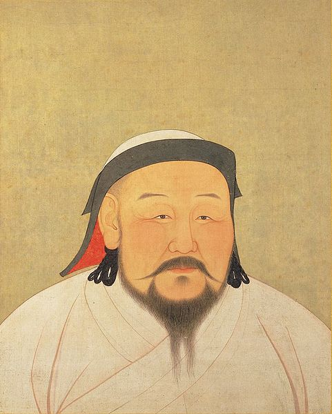 Kublai Khan was Genghis' grandson and a scholar of the Chinese language and culture. He was widely renowned for his intelligence and enlightenment.