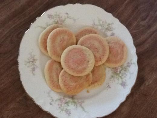 Peppermint PinWheel Cookies - Faythe F.
