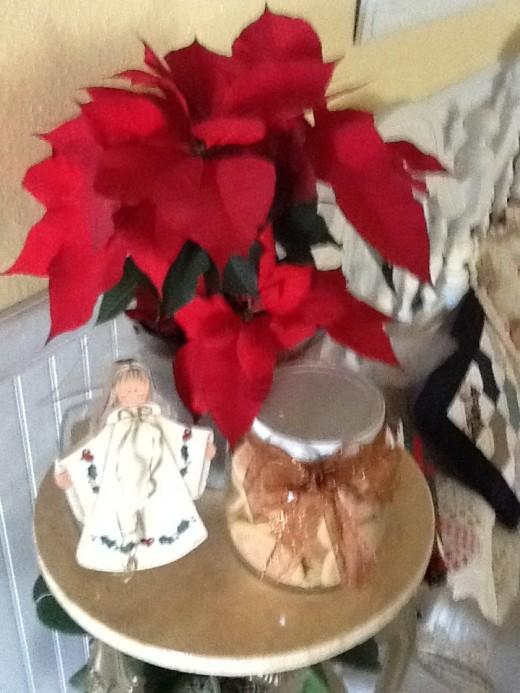 Sweet Angel Cookie Jar