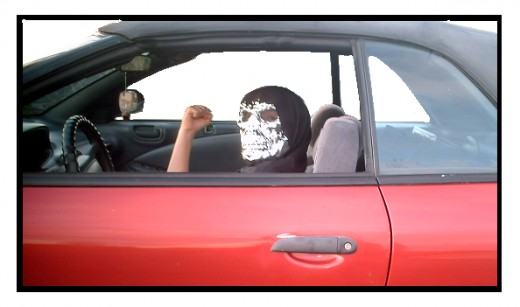 The Diabolical Driver!