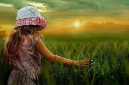Olivia took my hand excitedly so eager to see and explore the far away places...