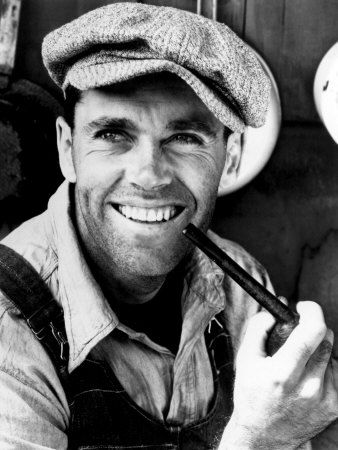 Henry Fonda, one of John Ford's favourite actors