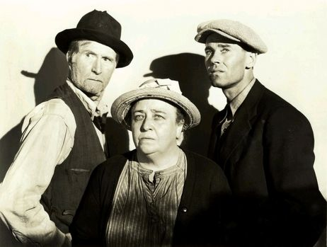 A still from The Grapes of Wrath