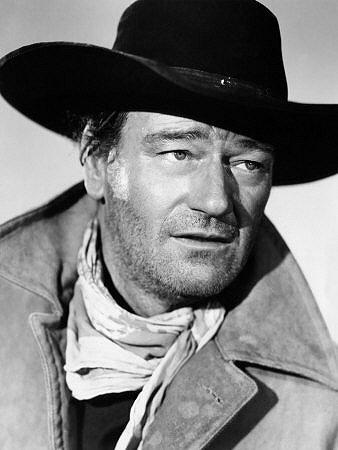 John Wayne in The Searchers